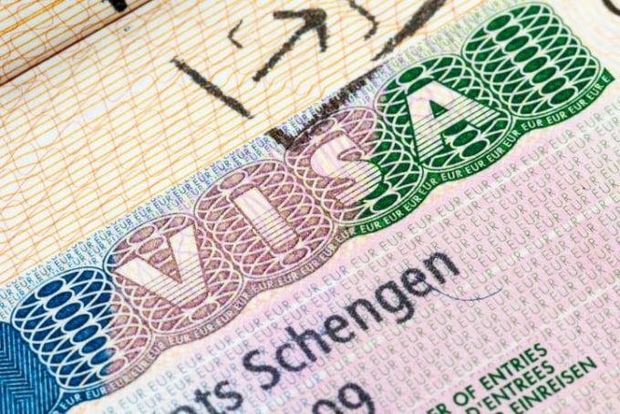 Thay đổi thời hạn được xin visa Schengen trước ngày khởi hành 1