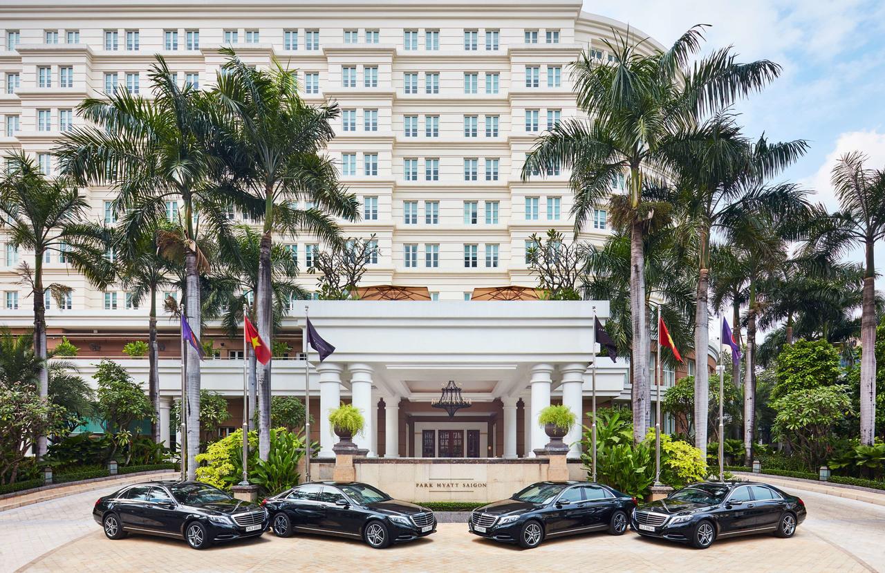Kết quả hình ảnh cho Park Hyatt Saigon (TP.HCM)