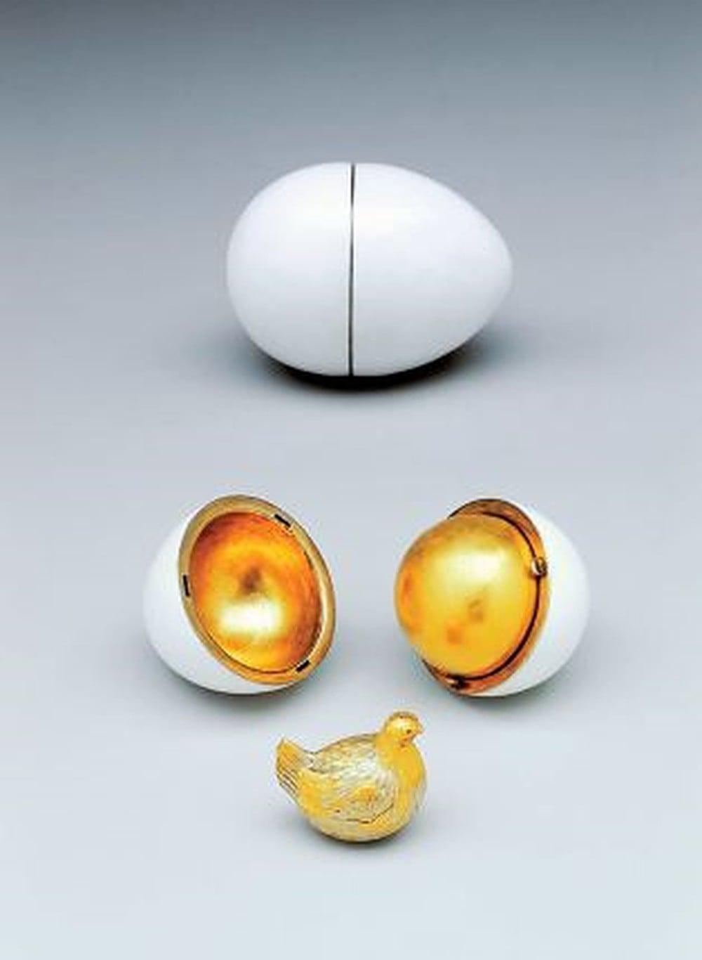 Kết quả hình ảnh cho Trứng Phục sinh Fabergé