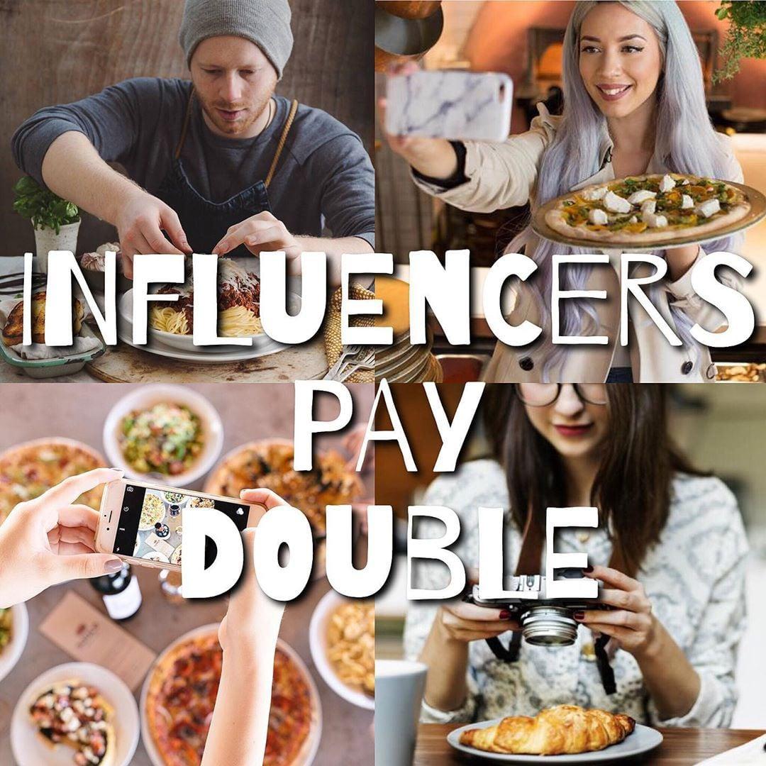 Chủ hãng kem bán giá gấp đôi cho blogger xin ăn miễn phí 1