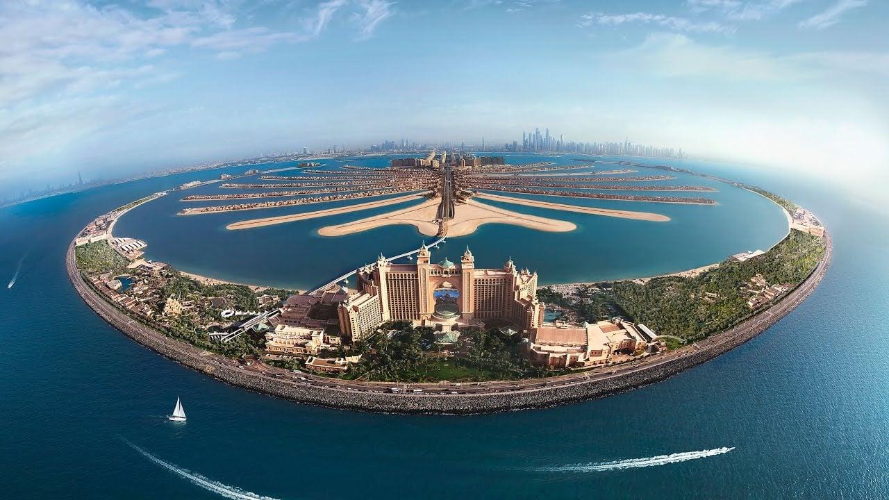 """Du khách sững sờ trước """"kỳ quan thứ 8 của thế giới"""" ở Dubai 1"""