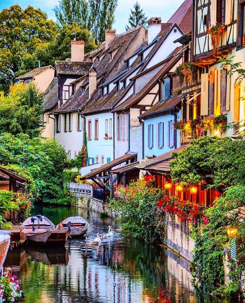 Những ngôi làng cổ tích dọc thung lũng Moselle Đức 1
