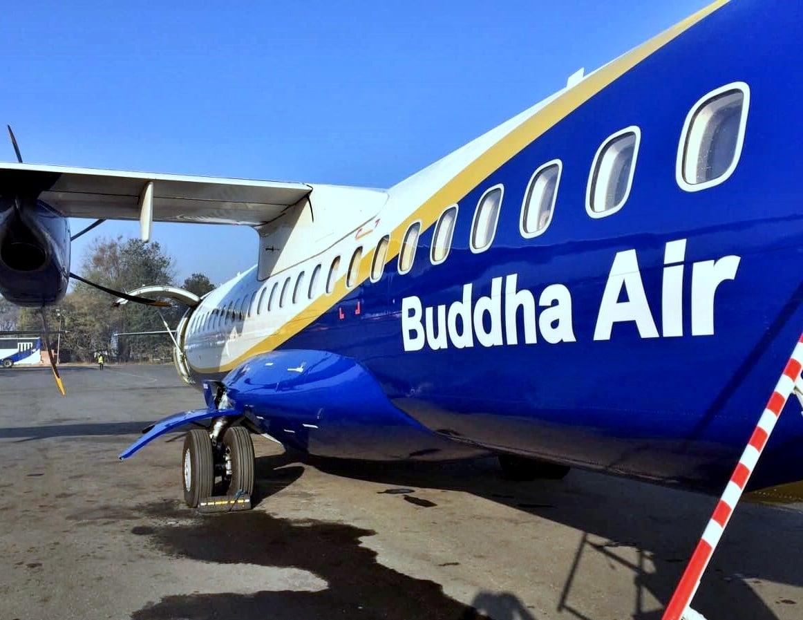 Kết quả hình ảnh cho Buddha Air